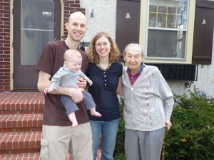 Irving Zaslofsky and Family
