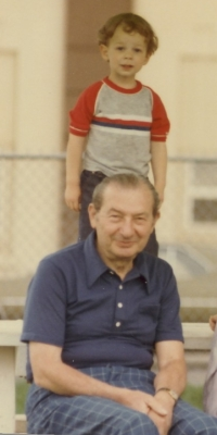 Joel and Irving Zaslofsky