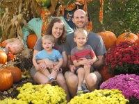Joel Zaslofsky and Family, October 2015