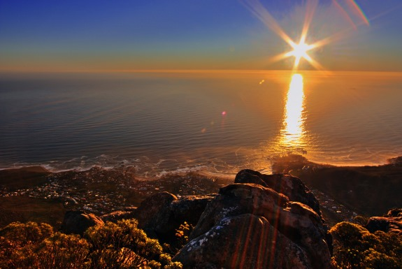 Like the Sun Shining In