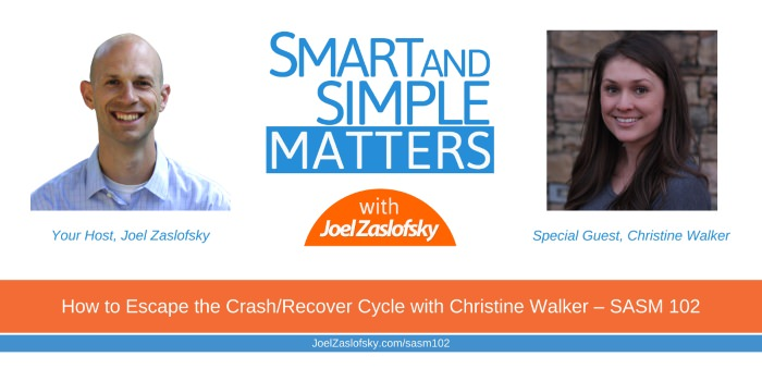 Christine Walker and Joel Zaslofsky Combined Picture