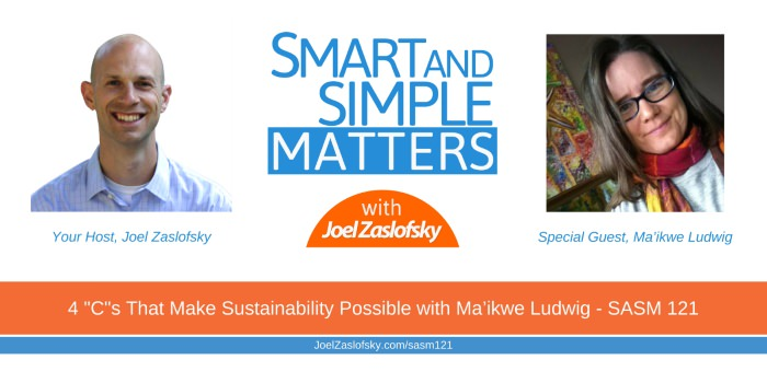 Ma'ikwe Ludwig and Joel Zaslofsky Combined Picture