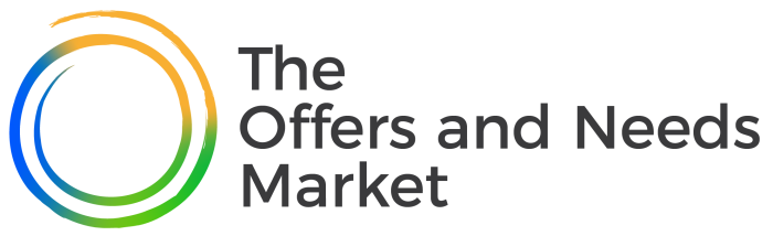 The Offers and Needs Market Logo