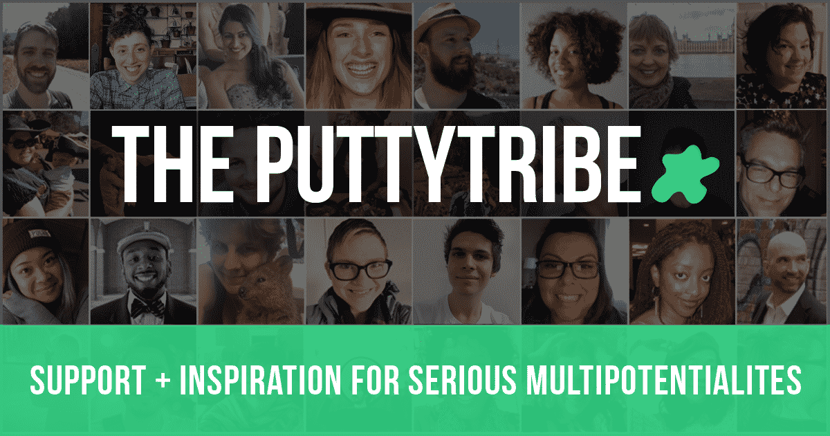 The Puttytribe Lead Image