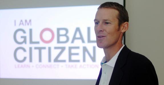 d'Arcy Lunn Global Citizen
